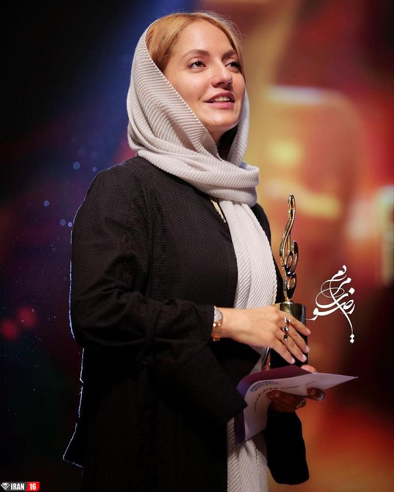 زیباترین بازیگر زن ایرانی مهناز افشار بدحجاب