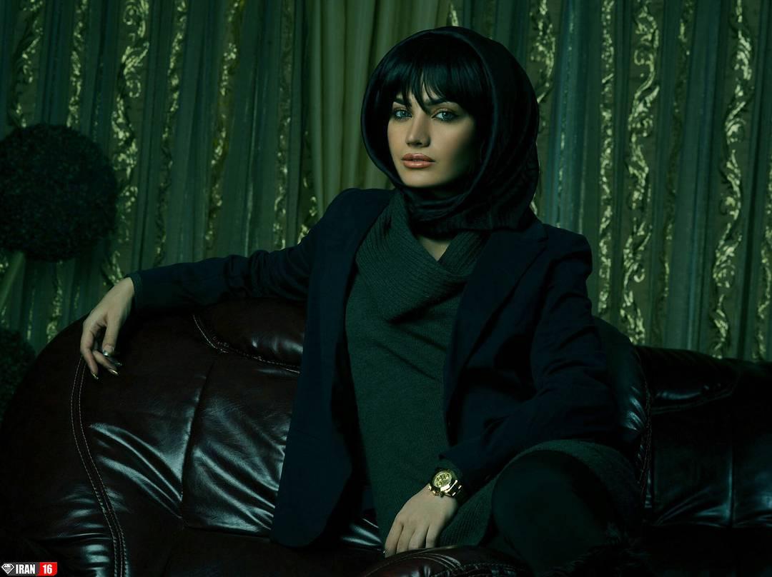 زیباترین بازیگر زن ایرانی نسیم فطرت 3