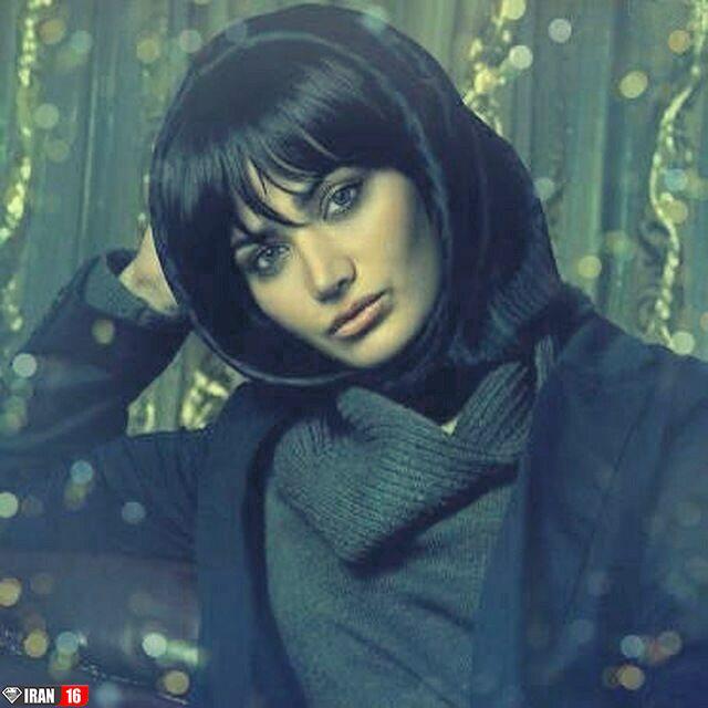 زیباترین بازیگر زن ایرانی نسیم فطرت