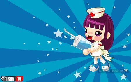 عکس پروفایل روز پرستار مبارک