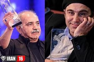 رکوردداران مرد سیمرغ جشنواره فجر