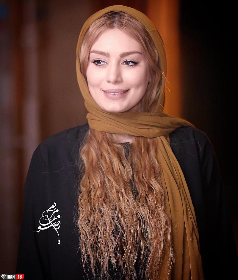 زیباترین بازیگر زن ایرانی سحر قریشی بی حجاب