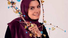 الیکا رزاقی بدحجاب