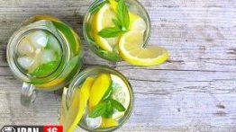 خدمتی که آب و لیمو به معده تان می کند