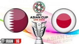 خلاصه بازی ژاپن 1 – قطر 3