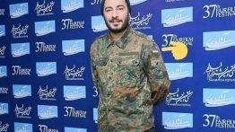 لباس نامتعارف هنرپیشه معروف در جشنواره فجر! + عکس