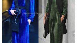 لباس یکسان دو هنرپیشه در جشنواره فجر! + عکس