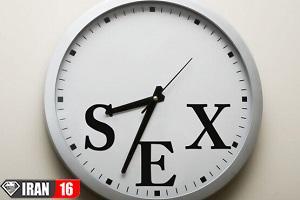 مدت زمان دخول در آمیزش جنسی
