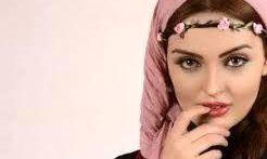 نیلوفر پارسا بدحجاب (2)
