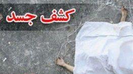 جسد یک زن رها شده در جاده بوشهر