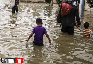 راز بارشهای سیلآسای اخیر در ایران فاش شد! / چرا فقط در ایران! + فیلم