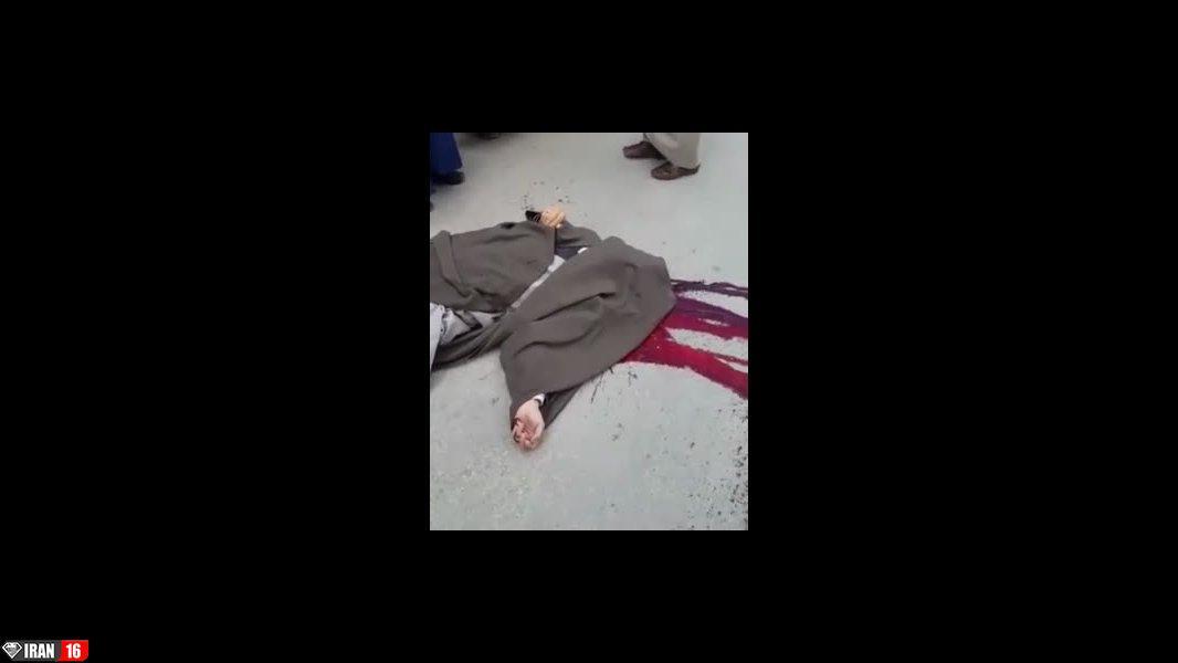 فیلم لورفته از قتل آخوند همدانی توسط بهروز حاجیلو 18+