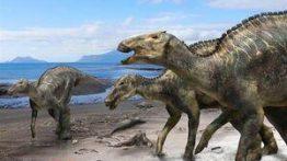 """""""خدای دایناسورهای ژاپنی"""" کشف شد +عکس"""