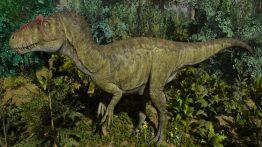 آلوسوروس؛ دایناسور شکارچی