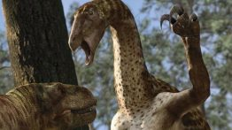 نوترونیکوس دایناسوری گیاهخوار