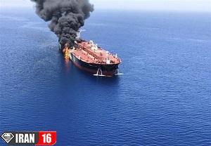 حملهی موشکی به نفتکش ایران در دریای سرخ