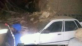 زلزله 5.9 ریشتری در منطقه ترکمنچای استان آذربایجان شرقی