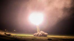 حمله موشکی ایران به پایگاه عین الاسد آمریکا