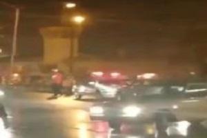 فرار 1000زندانی از زندان عادل اباد شیراز!