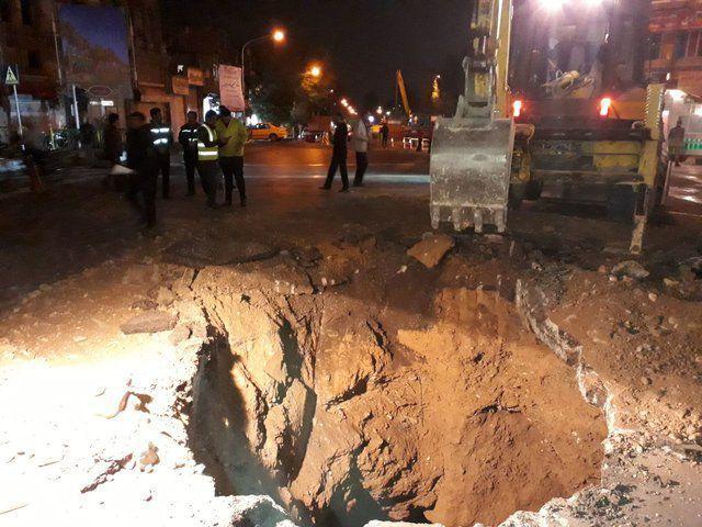 فوت 3 نفر در حادثه بامداد امروز میدان کشاورز قم