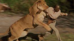 مستند حمله حیوانات درنده به انسان ترسناک و زیبا دل نداری نبین +18