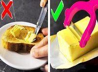 25 ترفند برای آشپزی در خانه