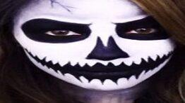 آموزش آرایش کدو تنبل هالووین