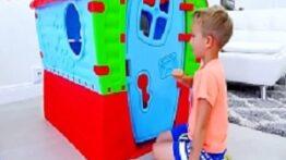 برنامه کودک ولاد و نیکیتا اسباب بازی ورزشی