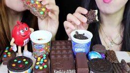 چالش اسمر – شکلات