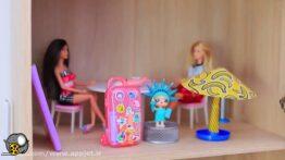 ۰ ترفند خلاقانه ساخت وسایل با اسباب بازی های قدیمی و عروسک باربی