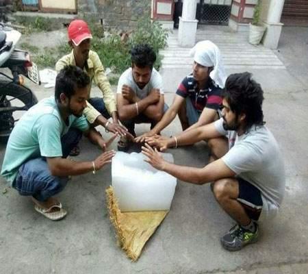 عکس های خنده دار از سوژه های باحال هندی