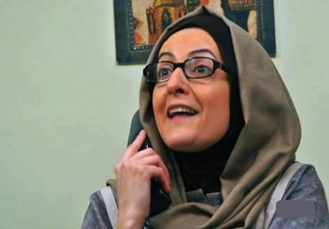 دیالوگ خنده دار خانم شیرزاد در سریال ساختمان پزشکان