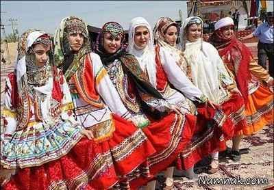 رقص زنان ایرانی در یک عروسی +عکس!