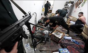 عملیات شبانه پلیس پایتخت در دره فرحزاد/ یورش ماموران به خانه 33 قاچاقچی معروف