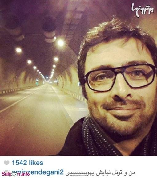 عکس های داغ و جدید و خوشگل بازیگران و چهره های مشهور در شبکه های اجتماعی
