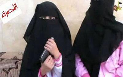 شادمانی دختر 15 ساله عربستانی از تجاوز چندین تروریست به خودش!/عکس