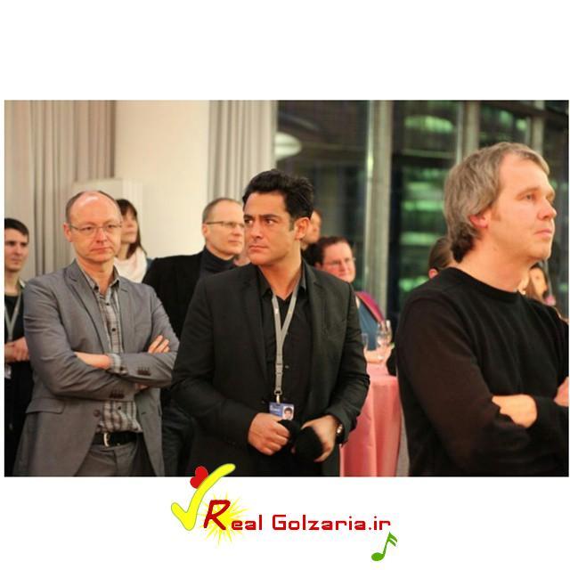 عکس گلزار در اختتامیه جشنواره برلین