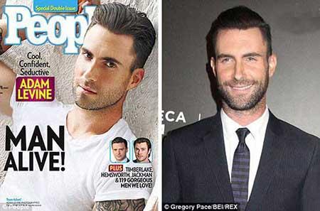 جذاب ترین بازیگران مرد به انتخاب مجله People+عکس