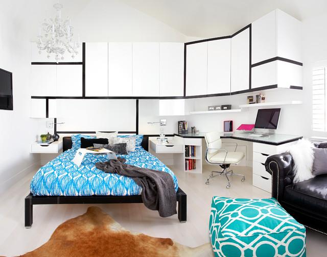 مدل دکوراسیون اتاق خواب 2014