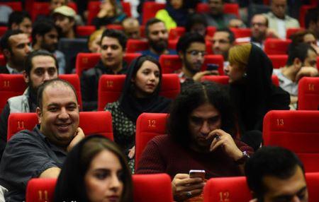 عکس های داغ مراسم اکران خصوصی فیلم 13 با حضور بازیگران