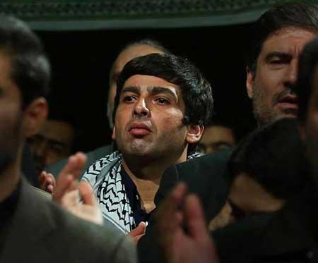 اخبار,اخبار فرهنگی , بازیگران در مراسم عزاداری ماه محرم