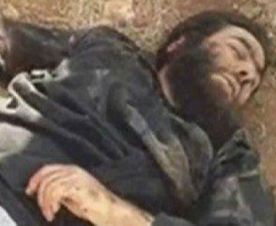 اخبار,اخباربین الملل, جسد خلیفه داعش