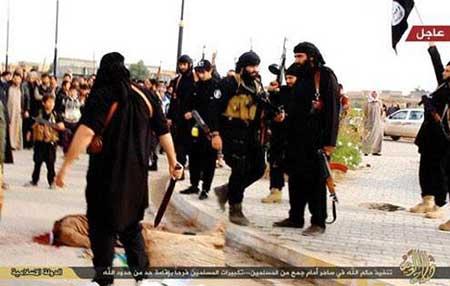 اخبار,اخبار بین الملل ,تروریست های داعش