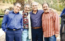 زمان پخش سریال در حاشیه مهران مدیری