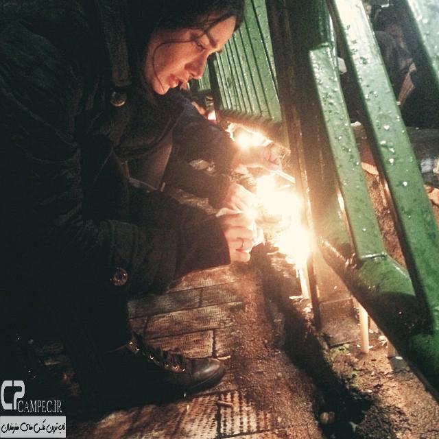عکس های بازیگران و هنرمندان در تاسوعا و عاشورا 93