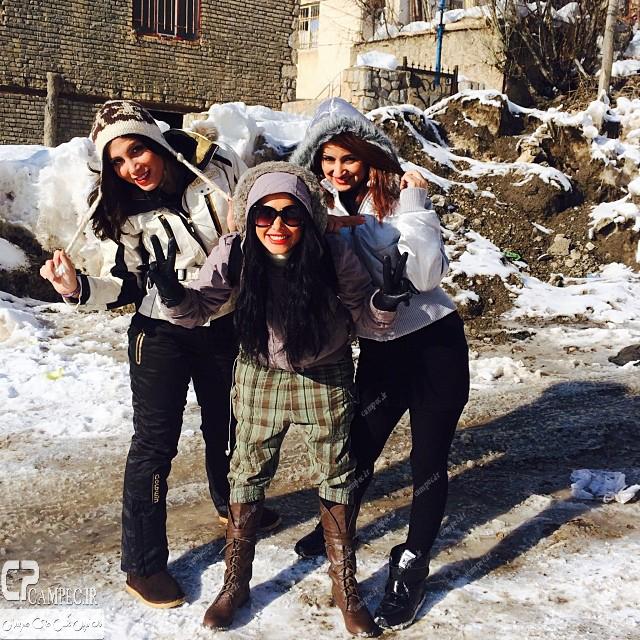 عکس های توپ و زیبا از الناز حبیبی