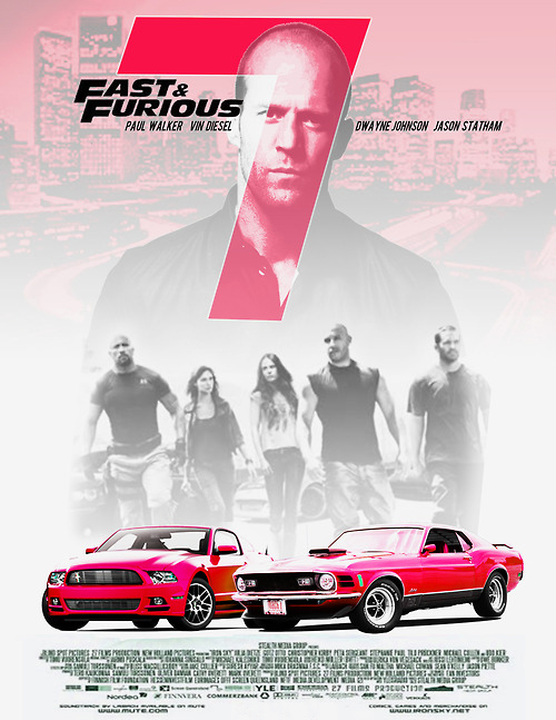 Fast Furious 7 2015 دانلود فیلم سریع و خشن Fast & Furious 7 2015