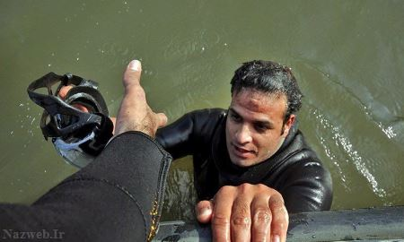 شادی سرخیل قایقران گیلانی در مرداب انزلی غرق شد (تصاویر دلخراش)