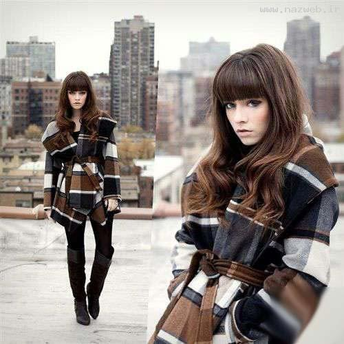 کاتالوگ مدل لباس شیک پاییز و زمستان خانم ها