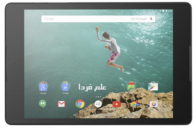 گوگل نکسوس ۹  – HTC Google Nexus 9